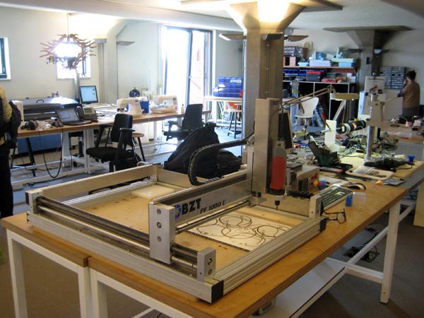 Fab Lab - De Waag Society, Amsterdam